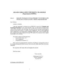 essay problem topics on education reform