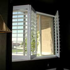 accordion plantation shutters fold em as you like