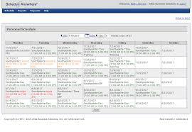 Online Work Schedule Work Schedules Online Magdalene Project Org