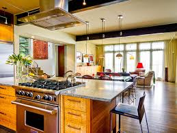 Small Picture Contemporary Kitchen Living Room Designs Combine Kitchengraceful