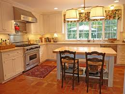 Kitchens With Saltillo Tile Floors Saltillo Tiles Island Kitchen Ideas Pinterest Islands And Tile