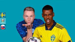 Svezia-Slovacchia   Svezia - Slovacchia, anteprima UEFA EURO 2020: dove  guardarla, notizie e ultimi risultati   UEFA EURO 2020