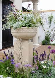 cast stone planter the hurlingham