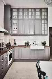 eye catching rustic kitchen cabinets. Apartments:Amusing Ideas About Gray Kitchen Cabinets Slate Grey Aefdffecdcad White And Wood With Black Appliances Paris Home Depot Oak Countertops Rustic Eye Catching A