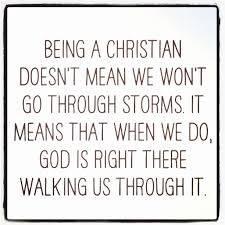 Being A Christian Quotes