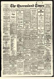 Ipswich Queensland Times Archives Jan 28 1941 P 1