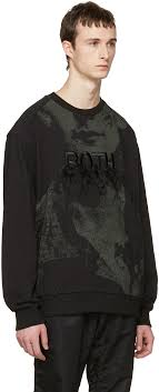 j black both pullover men juun j leather jacket