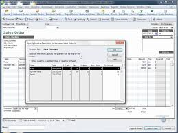 Invoice For Sale QuickBooks Training Videos Create Invoice From Sales Order YouTube 10