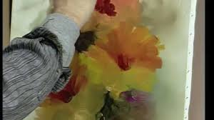 the beauty of oil painting series 1 episode 15 pastel poppies you