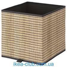 <b>ИКЕА</b> (<b>IKEA</b>) CLUB     604.002.98, <b>ГНАББАС</b>, Корзина, 32x35x32 см