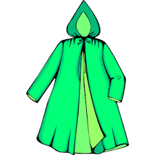 Rain Clothes Clipart Zlththk