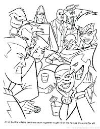 Free Superhero Coloring Pages For Toddlers Superman Coloring Pages