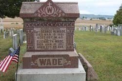 Elisabeth Matter Wade (1844-1912) - Find A Grave Memorial
