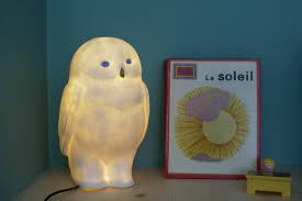 Goodnight Light Uil Lamp Met Ledlampje 25 Watt