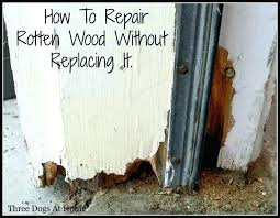 door frame replacement. Door Frame Repair Front Replacement Ideas Full Stupendous Garage
