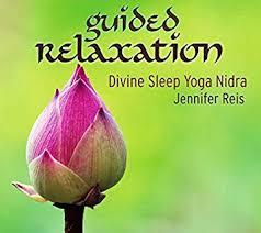 jennifer reis guided relaxation divine sleep yoga nidra amazon