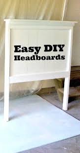 diy headboard handy chart for headboards twin king diy easy headboard