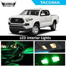 2016 Tacoma Dome Light Not Working Details About Green Led Interior Lights Replacement Kit For 2016 2017 Toyota Tacoma 9 Bulbs
