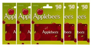 applebees gift card balance check photo 1