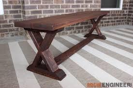 20 garden bench