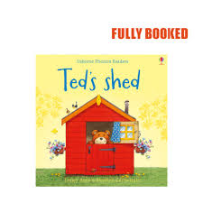 Phonics Readers: Ted's Shed (Paperback) by Lesley Sims, Stephen Cartwright  | Shopee Philippines