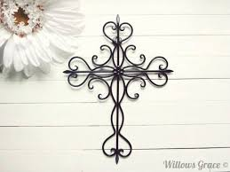 hey i found this really awesome etsy listing at https www etsy listing 152938344 black ornate metal cross wall art black on black metal cross wall art with hey i found this really awesome etsy listing at https www etsy