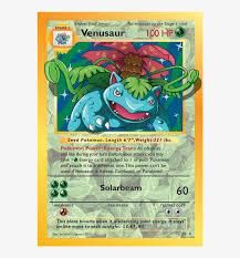 Full Print Pokemon Card Png Image Transparent Png Free