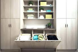 awesome diy laundry cabinets sydney built in hamper storage cabinet basket laundry basket cabinets