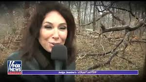 Fox News's Jeanine Pirro goes on the hunt for Hillary Clinton in the woods!  - YouTube