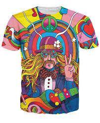 <b>Hippie Musician</b> T-Shirt