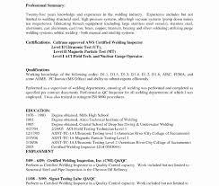 Welding Resume Best Welder Resume Example Livecareer 2