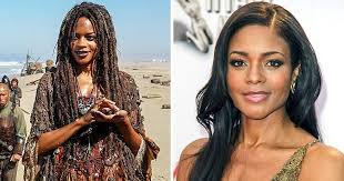 naomie harris as tia dalma pirates of the caribbean films