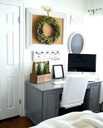 Ideas for office decoration Cubicle Office Decoration Ideas For Work Office Decor Ideas Charming Farmhouse Decor Ideas For Your Home Office Office Decoration Ideas Optimizare Office Decoration Ideas For Work Small Work Office Decorating Ideas