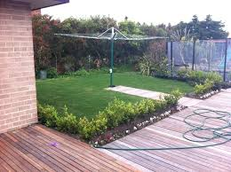 clothesline design landscaping clothes best clothesline designs