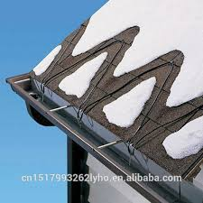 roof wires melt ice roof and gutter de icing self regulating heating cable buy roof
