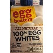egg beaters 100 egg whites nutrition