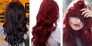 Purple Hair Style the 21 most popular red hair color shades 6115 by wearticles.com