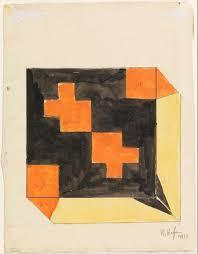 Design Art Wikipedia File Vlastislav Hofman Design For A Box In Orange Black