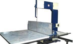 foam cutter machine. horizontal cutting machine foam cutter o