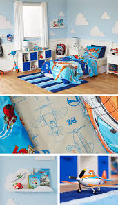 Beautiful Plane Themed Bedroom 16. ««