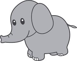 cute elephant clipart. Modren Clipart And Cute Elephant Clipart