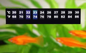 Freshwater Fish Tank Temperature Chart Water Temperature In Your Aquarium Its Pretty Darn Important