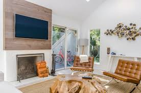 to mount or not to mount a tv over the fireplace pros cons