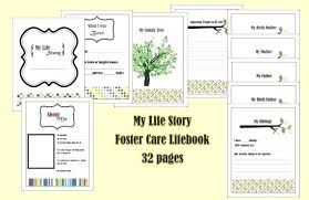 Family Story Book Template Life Story Template Download Free My Com Book Dementia