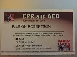 Accomplishments Rileigh Robertson