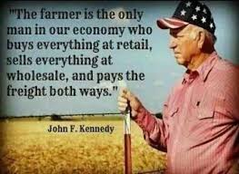 40 Farming Quotes We Love John F Kennedy Farms Fascinating Farming Quotes