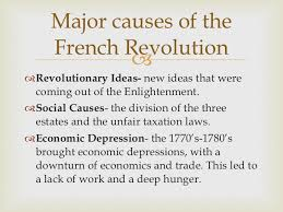 french revolution powerpoint  revolutions 7