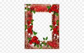 love in roses red rose frame background 805731