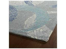 kaleen montage grey rectangular area rug