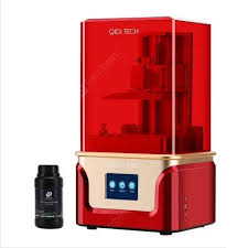 <b>QIDI TECH LCD</b> 3D Printer Shadow 5.5 S UV LCD Resin Printer ...